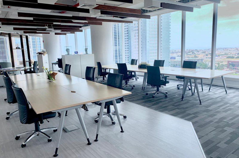dubai business center