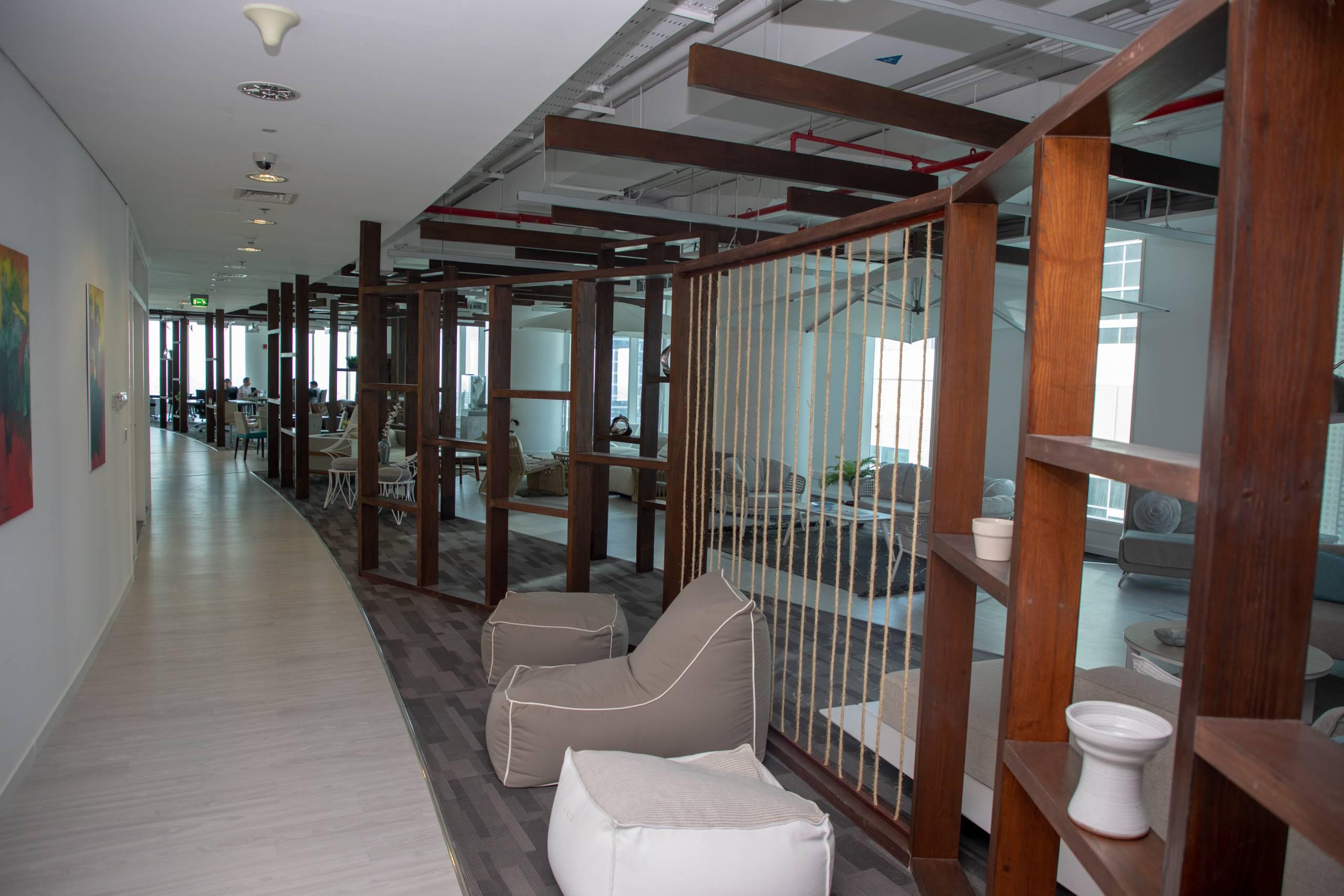offices in Al Bateen